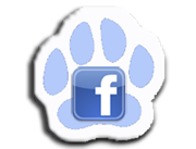 Paw Link to Facebook